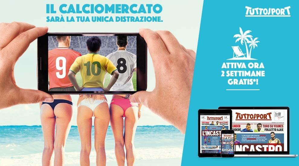 Calciomercato estate 2017 - Tuttosport