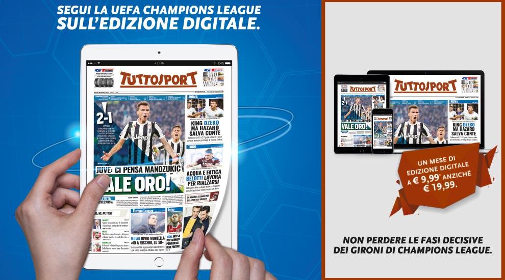 Promo champions-2017-2018 - Tuttosport